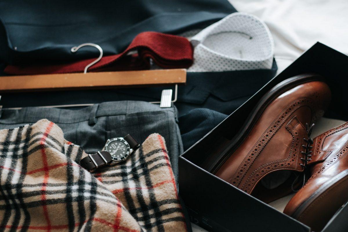 Zasady doboru butów do garnituru