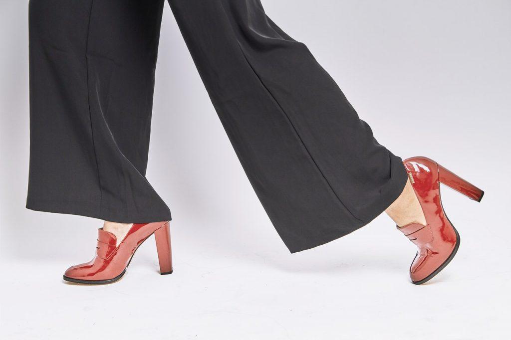 wygodne buty na obcasie