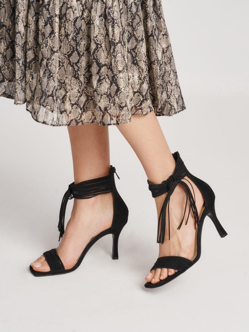 Buty do sukienki. Przegląd butów płaskich i na obcasie